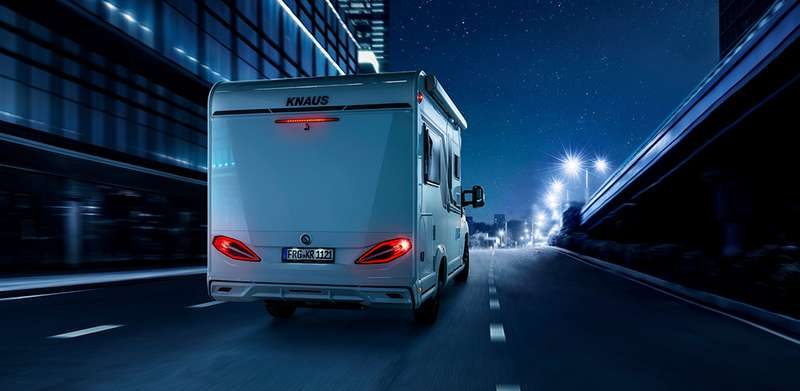 The new KNAUS VAN TI VANSATION | Compact & agile outside. Great inside.