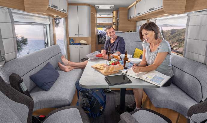 KNAUS L!VE I - Highlights Interieur - Vollintegriertes Wohnmobil