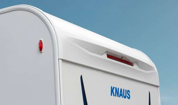 High-Strength GFK-Dach KNAUS SKY TI