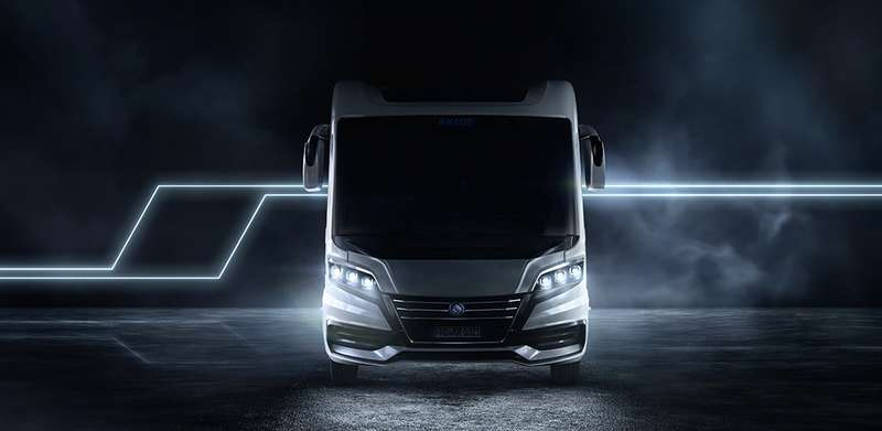 The new KNAUS SUN I | Pure luxury