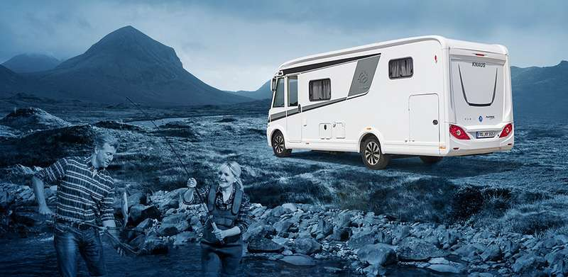 KNAUS VAN I 550 MD PLATINUM SELECTION | Ausstattung