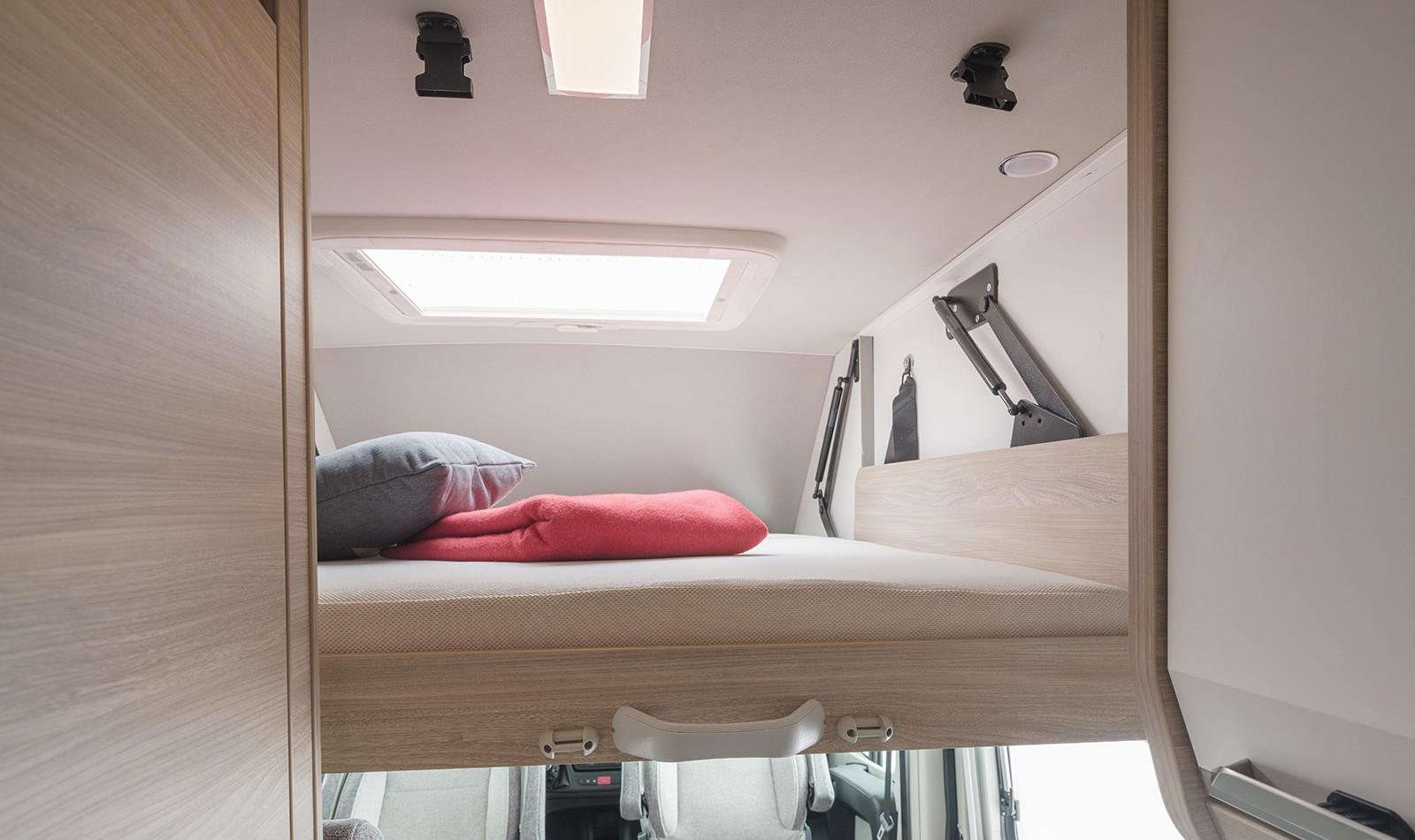 Interieur | Der Kastenwagen BOXSTAR 600 von innen
