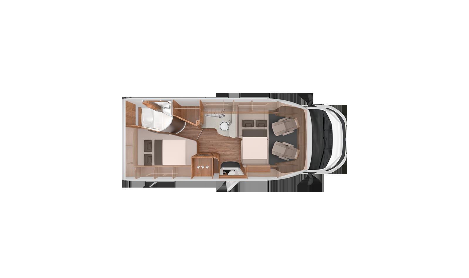 KNAUS SUN TI 650 MF | Serienausstattung