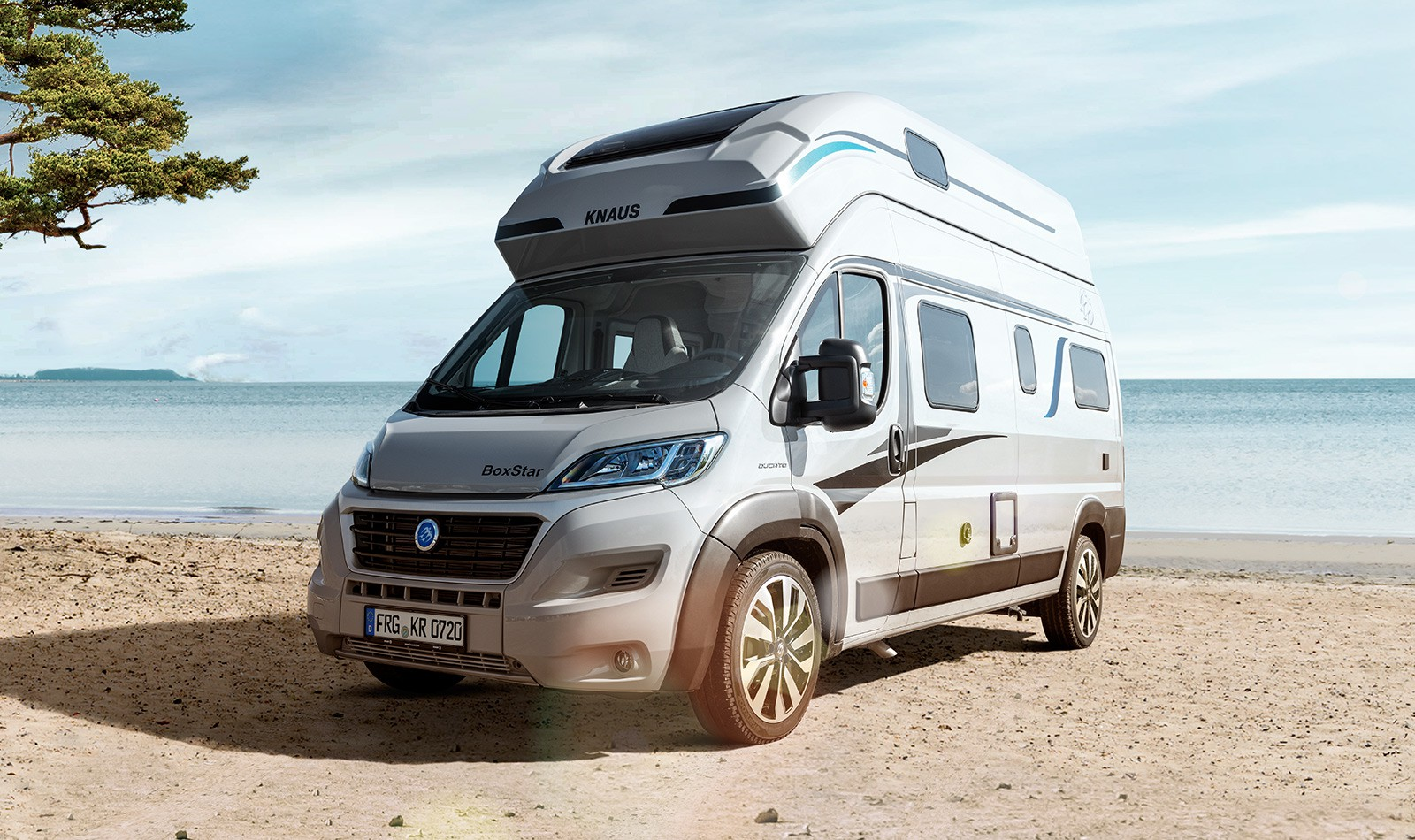 best RV brands - Knaus